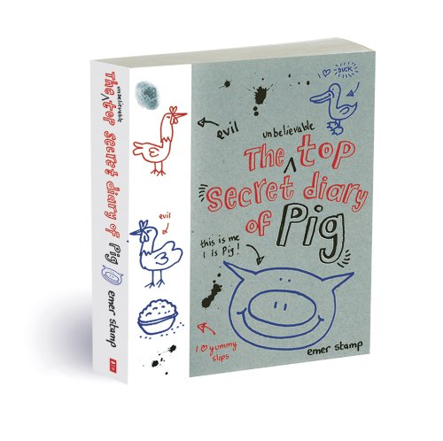 9781407136370: The Unbelievable Top Secret Diary of Pig