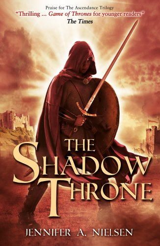 9781407136479: The Shadow Throne
