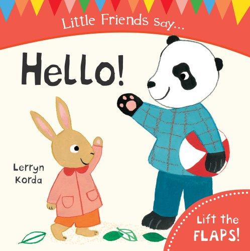 9781407136868: Hello! (Little Friends Say)