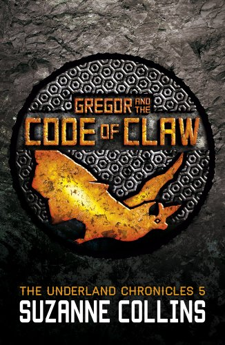 Gregor and the Code of Claw (The Underland Chronicles) signed By The Author