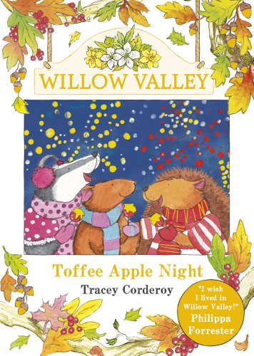 9781407137612: Toffee Apple Night (Willow Valley)