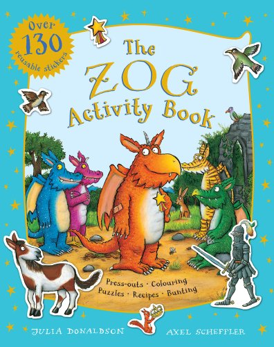 9781407137872: The Zog Activity Book