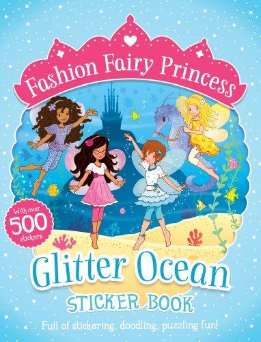 9781407137995: Glitter Ocean (Fashion Fairy Princess)