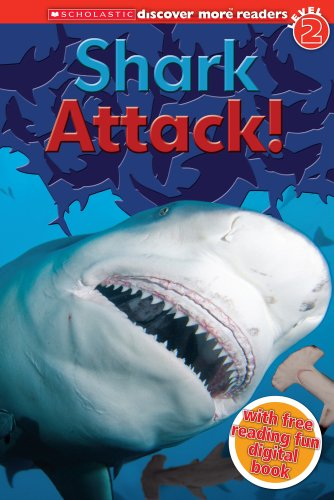 9781407138350: Shark Attack! (Discover More Readers)