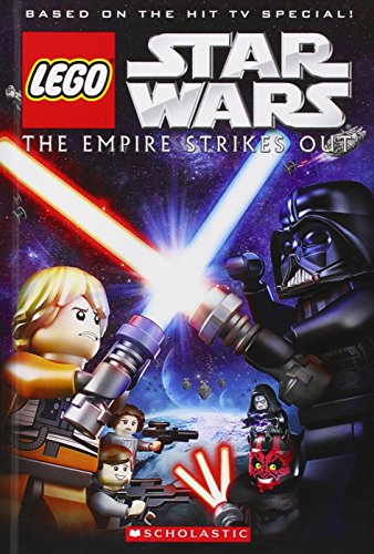 9781407138503: Lego Star Wars: the Empire Strikes Out