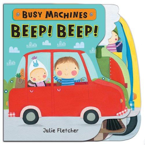 9781407138640: Beep! Beep! (Busy Machines)