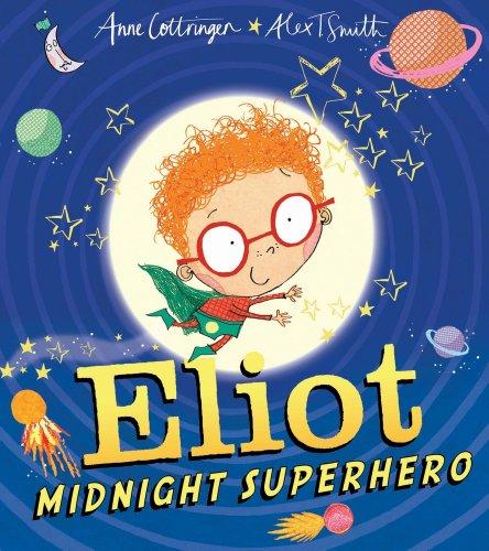 9781407139166: Eliot, Midnight Superhero