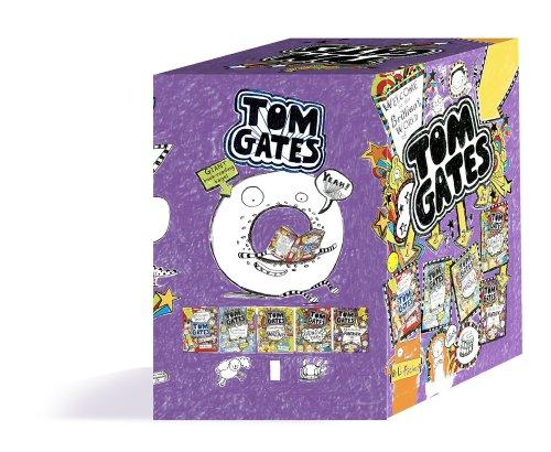 9781407139470: Box Set (Tom Gates)