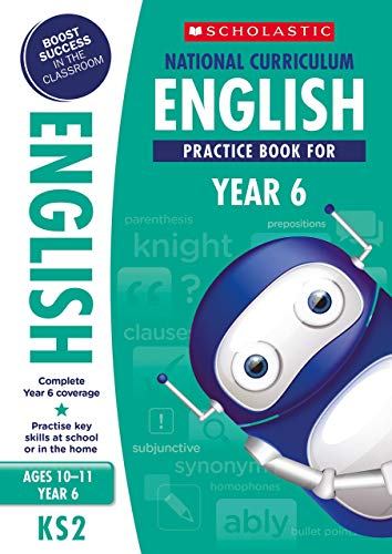 9781407140599: National Curriculum English Practice Book for Year 6