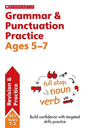 9781407140704: Grammar and Punctuation Years 1-2 Workbook (Scholastic English Skills)