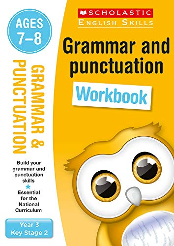9781407140711: Grammar and Punctuation Year 3 Workbook (Scholastic English Skills)
