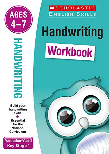 9781407141701: Handwriting practice activities for children ages 4-7 (Reception to Year 2). Perfect for Home Learning.: (Scholastic English Skills)
