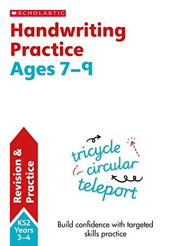 9781407141718: Handwriting Years 3-4 Workbook (Scholastic English Skills)