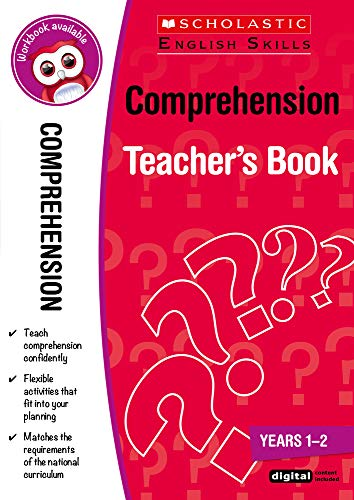 9781407141732: Comprehension Teacher's Book (Years 1-2) (Scholastic English Skills)