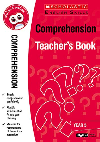 9781407141763: Comprehension Teacher's Book (Year 5) (Scholastic English Skills)