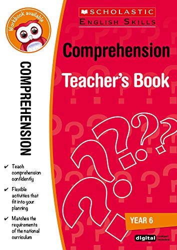 9781407141770: Comprehension Teacher's Book (Year 6) (Scholastic English Skills)