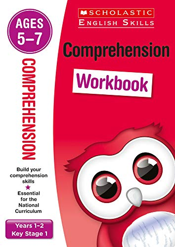 9781407141787: Comprehension Workbook (Years 1-2) (Scholastic English Skills)