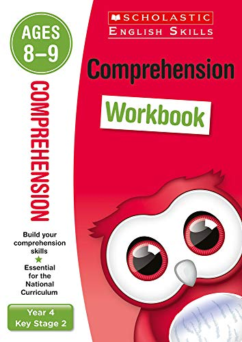 9781407141800: Comprehension Workbook (Year 4) (Scholastic English Skills)