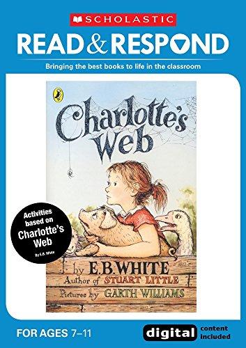 9781407142234: Charlotte's Web (Read & Respond)