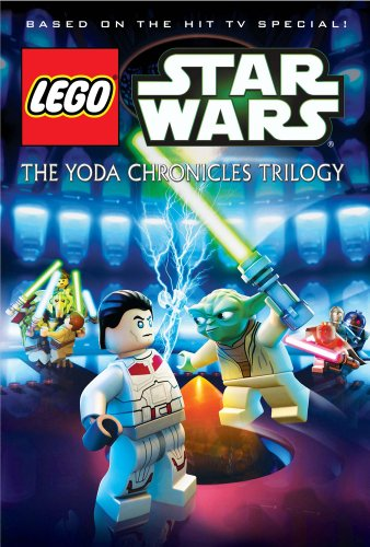 9781407142593: LEGO Star Wars: The Yoda Chronicles Trilogy