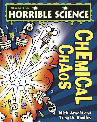 9781407142616: Chemical Chaos (Horrible Science)