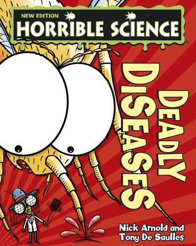 9781407142623: Deadly Diseases (Horrible Science)