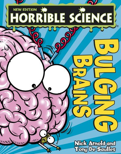 9781407142647: Bulging Brains (Horrible Science)