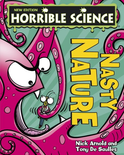 9781407142661: Nasty Nature (Horrible Science)