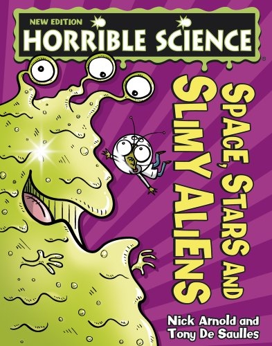 9781407142678: Space, Stars and Slimy Aliens (Horrible Science)