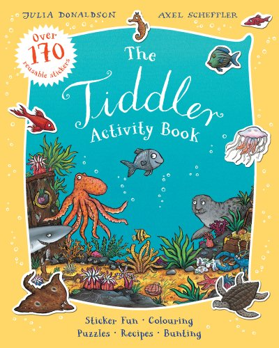 9781407142852: The Tiddler Activity Book
