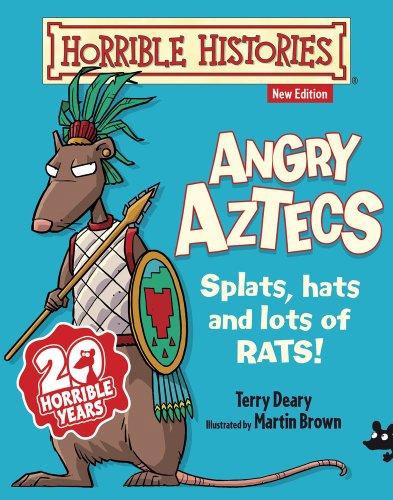 9781407143156: Angry Aztecs (Horrible Histories)