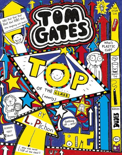 9781407143200: Top of the Class (Nearly) (Tom Gates)