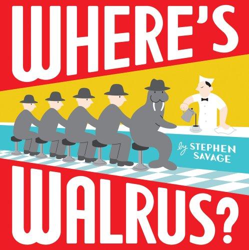 9781407143248: Where's Walrus?