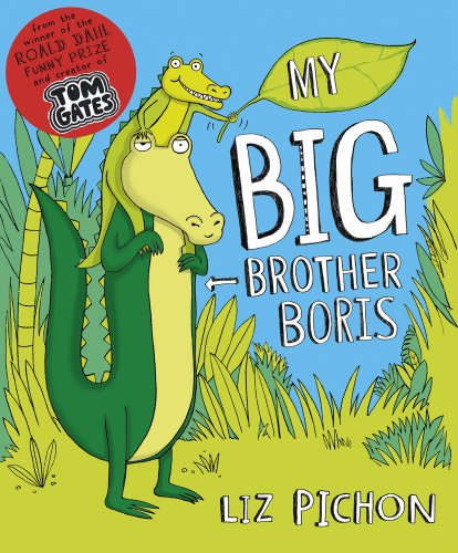9781407143255: My Big Brother, Boris