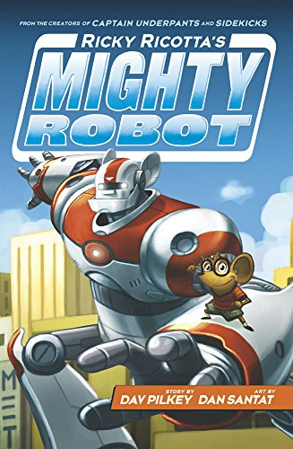 9781407143330: Ricky Ricotta's Mighty Robot