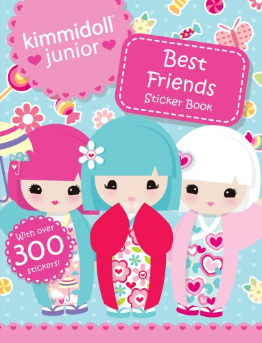 9781407143538: Best Friends Sticker Book (Kimmidoll Junior)
