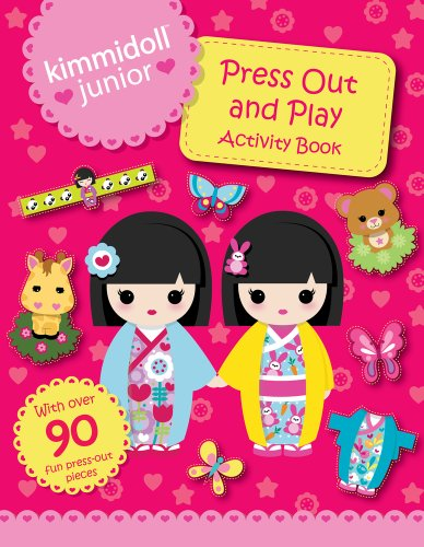 9781407143545: Press out and Play Activity Book (Kimmidoll Junior)