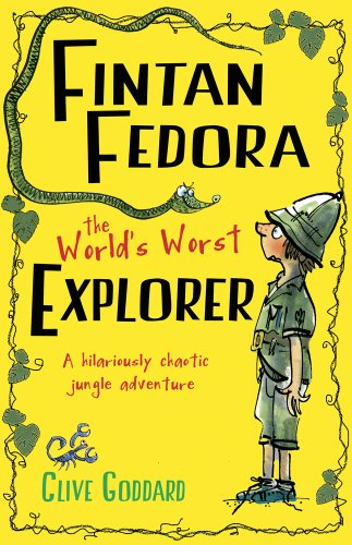 9781407143583: Fintan Fedora: The World's Worst Explorer