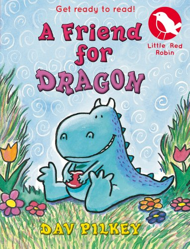 9781407143651: A Friend for Dragon (Little Red Robin)