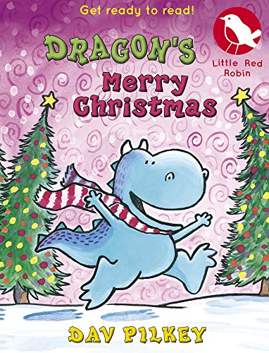 9781407143699: Dragon's Merry Christmas (Little Red Robin)