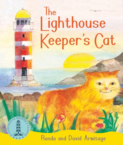 9781407143750: The Lighthouse Keeper's Cat