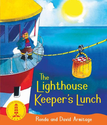 9781407143781: The Lighthouse Keeper's Lunch