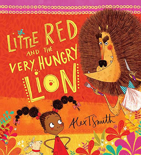 9781407143897: Little Red and the Very Hungry Lion