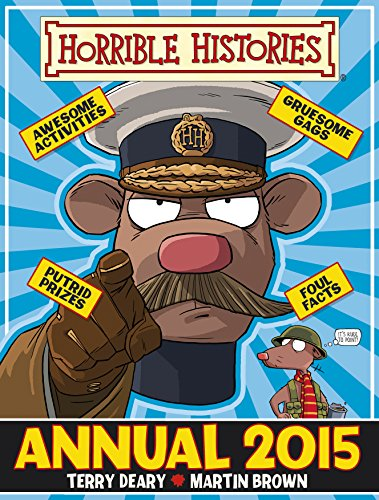 9781407144306: Horrible Histories Annual 2015