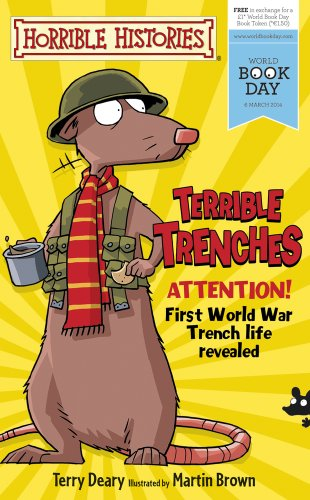 9781407144337: Terrible Trenches (Horrible Histories)