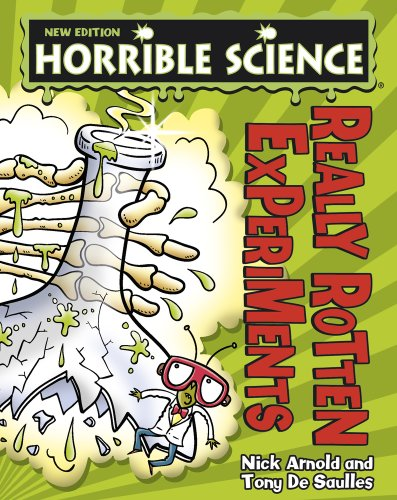 9781407144351: Really Rotten Experiments (Horrible Science)