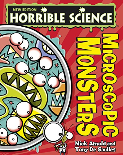 9781407144474: Microscopic Monsters (Horrible Science)