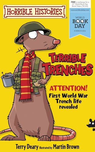 9781407144658: Terrible Trenches - World Book Day Pack