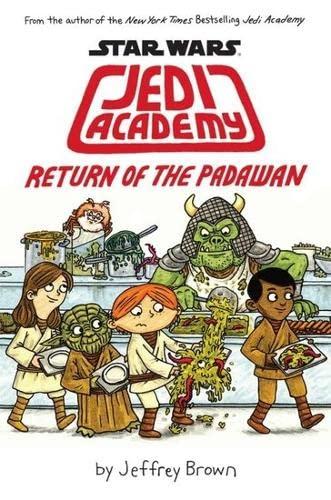 9781407144719: Return of the Padawan (Jedi Academy)