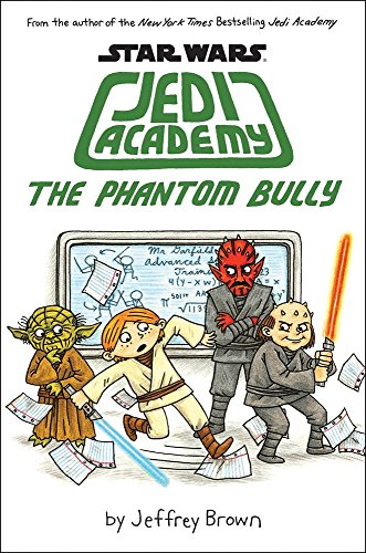 9781407144726: The Phantom Bully (Jedi Academy)